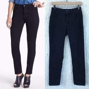 NYDJ | Black Alina High Rise Skinny Jeans Sz 4P